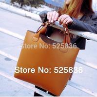 PU Artificial leather New 2014 Women leather handbags fashion big bag women handbag women shoulder bag women messenger bags