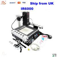 FREE TAX!!! LY IR6000V.3 bga rework station, infrared bga equipment, welding machine with thermocouple, also have IR6500/IR9000