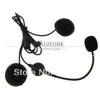 Motorcycle Helmet Bluetooth Headset Intercom 500M Range Waterproof  Free Shipping
