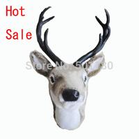 free shipping home decoration wall art  deer head