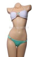 2013 new Brand Swimwear Bikini Sexy, explosion models Bikini Set Bra Crystal Diamond bikini swimsuit Free Shipping DST-190