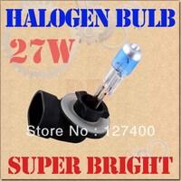 2pcs 881 H27 894 Super Bright White Fog Halogen Bulb Hight Power 27W Car Head Light Lamp