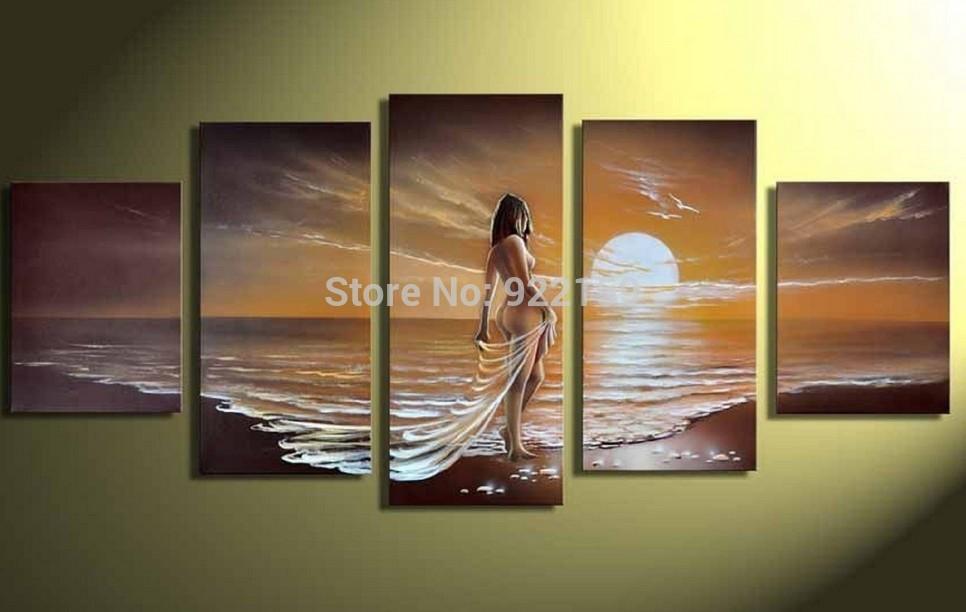 Картина Global Art handpainted 5 Home Decoration global global adv workbook