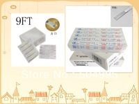 Professional Tattoo Needle 9M1  50PCS/BOX  and tattoo tip 9FT  50PCS/BOX high quality free shipping