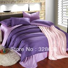 wholesale purple duvet cover