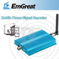 GSM 900Mhz Mobile Phone Signal Repeater Amplifier Extender Enhance Booster repetidor de sinal celular Cable + Antenna 015622