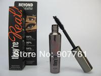 1PCs High quality Hot bene Brand eyes Makeup,they're real BEYONG liquid Mascara 8.5G black dropship free shipping
