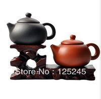 Yixing Purple grit Chinese clay teapot heat resistant tea pot beauty pot free shipping