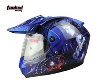 Free shipping Motorcycle Helmet Dirt Bike Helmet Classic OFF ROAD racing helmet Tanked racing X370 Germany Quality