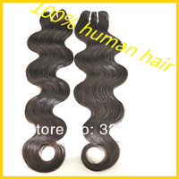 Wholesale Brazilian Hair Extensions,4/5pcs/lot mixed lengths 12-28inches,Natural Body Wave Queen hair weft,Free Shipping