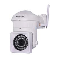 New 1.0 MP Megapixel 720P HD IR Cut H.264 Wireless WiFi Outdoor Waterproof Night Vision IR Security System Web Network IP Camera