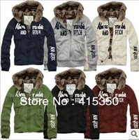 Autumn and winter coat/upset fleece/men's fleece/leisure men's fleece