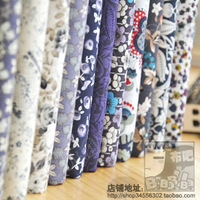 Free shipping 12 cotton prints cloth costumiers 100% poplin handmade diy