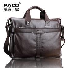 cheap leather laptop bag men