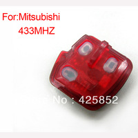 high quality special offer hot sale  Mitsubishi remote 2 button 433MHZ