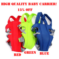 1pc 2013 Best Selling Classic cutton Baby Carrier Baby Infant Sling Baby backpack free shipping