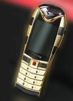 2013 new arrival snake luxury mobile phone cool style