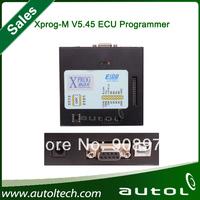 2014 Xprog M 5.45 ECU Programmer With USB Dongle V5.45 Metal BOX X Prog M V5.45 ECU Programmer