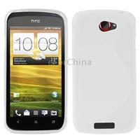 Hot Sale Black S Line TPU Case for HTC One S Z520e