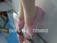 Free shipping fetish ballet feet silicone feet sex toy 22cm 8.6 inch  full silicone feet 1 pair sex toy for mens ballerina feet