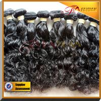Deep wave 2 pieces lot 100% human virgin hair 2pcs lot,Grade 5A unprocessed hair