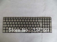 Free Shipping For samsung  780z5e ca silver laptop keyboard
