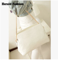 Embossed Leather Women Shoulder Bag Fashion chain Small Lady Women Handbag High Quality Pu Leather Bag bolsas femininas 140704H