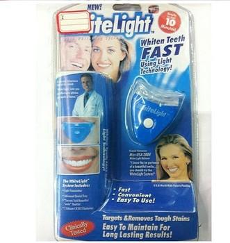 Free shipping whitelight White Light Whitener Teeth Whitening whitelight System wholesale AS SEEN ON TV