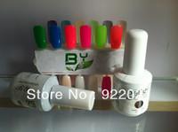 Free shipping:324 Fashion Colored Nail UV Gel, Soak Off Nail Polish