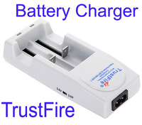 New!! TrustFire TR001 Multifunctional Lithium Battery Charger for 18650 18500 17670 16340 14500 10440 wholesale free shipping