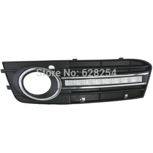Дневные ходовые огни LYTODA DC12V DRL audi A4L 2009/DRL audi A4L /led audi A4L дневные ходовые огни 2 x 6 drl 12v dc