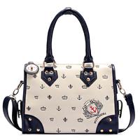 New 2014 Women Handbag Fashion Women Baguette Desigual Bag Preppy Style Hobo Women Messenger Bags Ladies Tote bolsas femininas