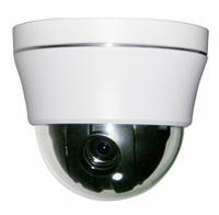 "Vandalproof Mini  PTZ  Speed Indoor Dome camera  Color 1/3"" Sony 480/650/700TVL EFFIO-S DSP"