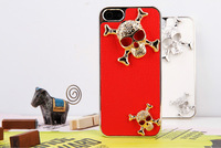 2013 Skull Deluxe Edition style cell phone case for iphone 4 4s 5 case +Retail Packaging free shipping