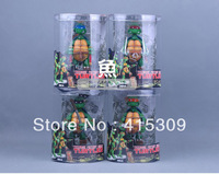 NECA 4 pcs TMNT Teenage Mutant Ninja Turtles Raph Leo Don Mikey Action Figure Set New In Box