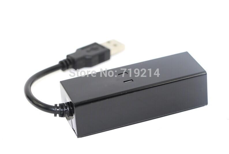 56K External USB Interface Modem,External USB 2.0 3 in 1 Data/Fax/Voice Dial Up Modem 56K V.92 CX93010 WIN 7 free shipping(China (Mainland))