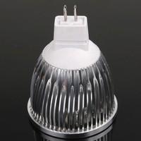 10pcs 12V 15W GU5.3 MR16 led bulb lamp Warm White/cool White/White  LED lighting Spot Light fr shipping ee