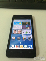 "Free shipping Quad-core 1.2GHz 1G+4G 4.5"" Screen Android 4.1 Dual SIM original Huawei Ascend G525 cell/mobile phone"