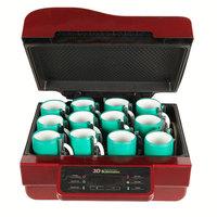Best 3D Multifunctional Sublimation Heat Press Machine for Mug Cup Phone Case 3d Vacuum Heat Transfer Machine 110V or 220V