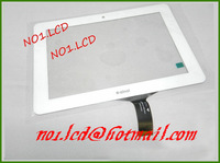 original for Ainol Novo 7 Venus touch Panel digitizer touch screen,white color,free shipping