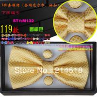 fashion blue butterfly bow tie for men butterflies cravat