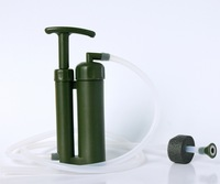 FREE SHIPPING net easy  individual outdoor water   portable water purifier earthquake emergency equipment survival tool