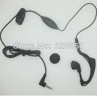 50X Security Earphone Earpiece Headset For YAESU Vertex Yaesu VX-2R/3R/4R/5R with PTT microphone-cheap walkie talkie earpiece