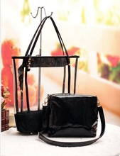 wholesale transparent tote bag