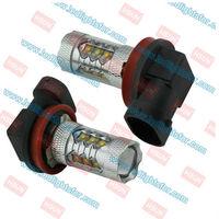 10pcs/lot 80W  High Power led,9145 py20d led,hb2/hb3/hb4 led fog,h4/h7/h8/h9/h10/h11/9005/9006 car light