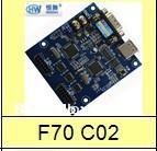 System card list F70 C02(C12)