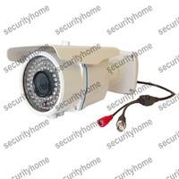 Outdoor SONY 700TVL Effio-P CCD(4129+663) Manual 2.8-12 Vari Focal 3D-DNR Super WDR Night Vision CCTV Cameras OSD Menu