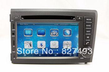2 Din Car DVD Player Multimedia Stereo for Volvo S60/V70 2001-2004 with GPS Nav Radio Bluetooth TV RDS USB Stereo Auto Audio