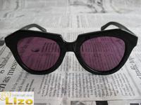 Wholesale 2013 New Fashion Sunglasses Brand Designer Women Sunglass Number One Black Free shipping