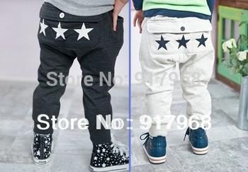 В розницу дети брюки 2014 детская одежда мальчиков брюки детская одежда 90 - 130 1 шт./лот мальчик девочка одежда